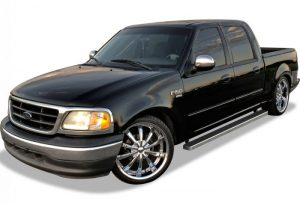 1997-2003 F150 Running Boards