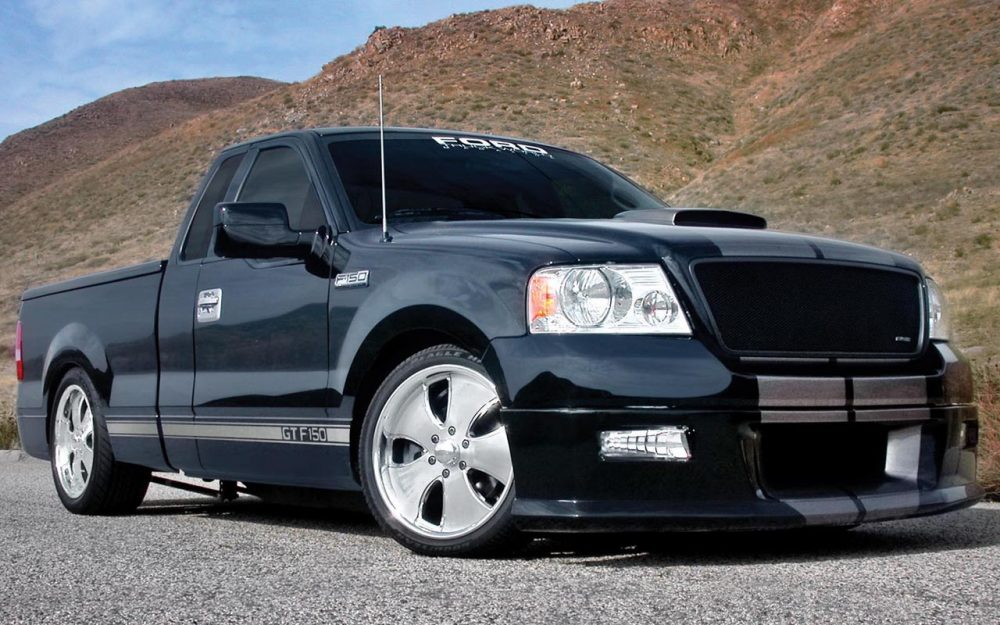 Petersburg Adds Ford F 150 Truck Accessories