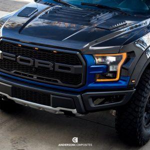 Ford F150 Carbon Fiber Hoods