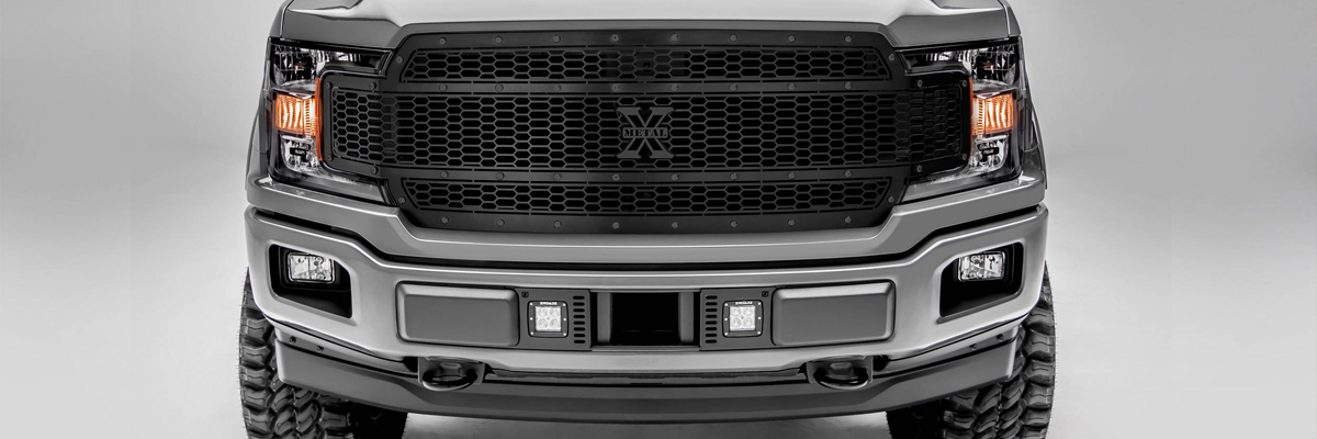 Ford F150 Front Grilles