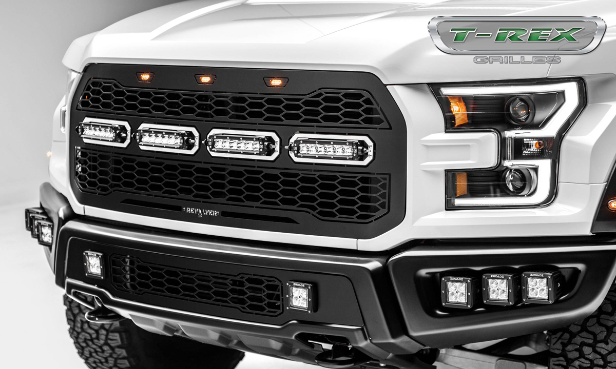 Ford F150 Grille