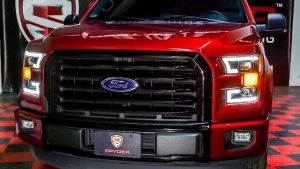 Ford F150 Headlights