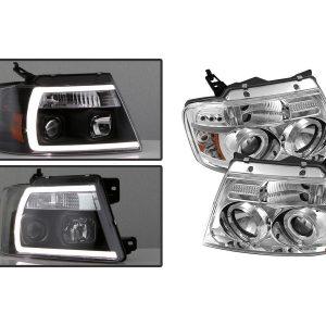 2004-2008 Ford F150 Headlights