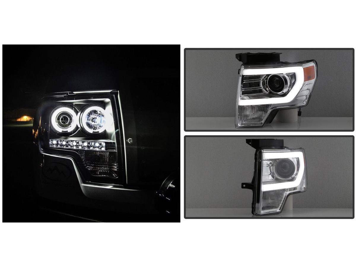 2009-2014 F150 Headlights