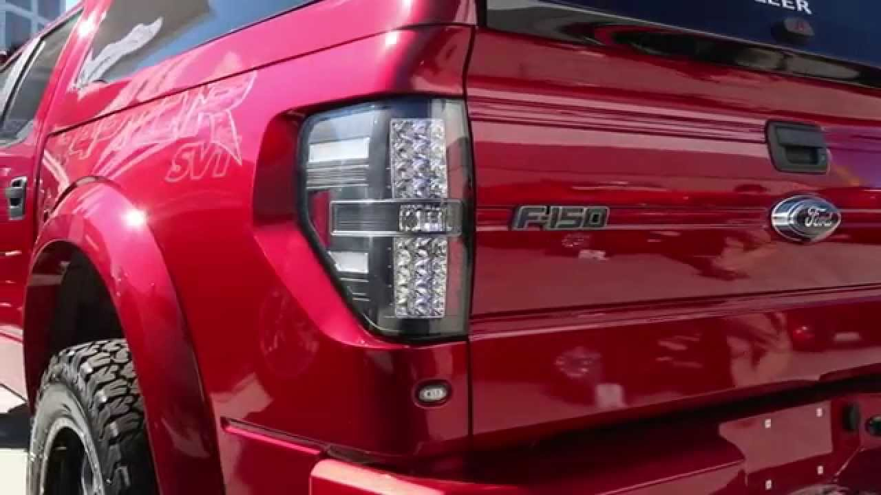 F150 Tail Lights